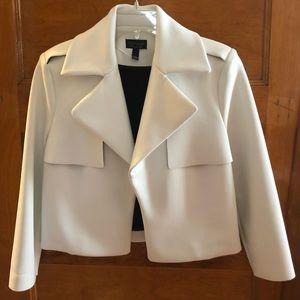 Topshop White Jacket